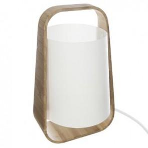 LAMPE BAMBOU + PLAST H35 REX