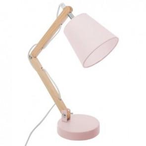lamp. articulada h. 36 cm ros