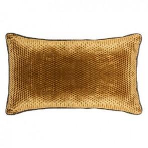 Cojín Texture Flow Gold 30 x 5