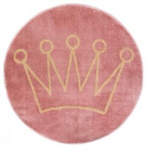 Alfombra redonda Lurex Crown