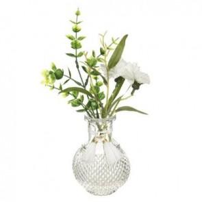 Composición de flores gitanas