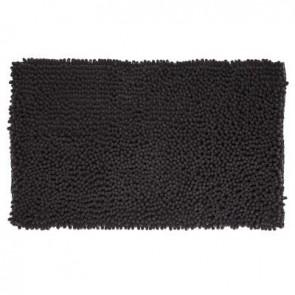 Maxi alfombra chenilla negro 5