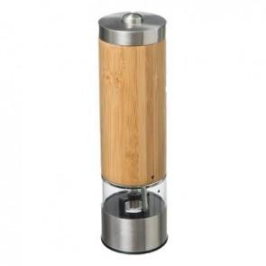 Molino de pimienta de bambú el