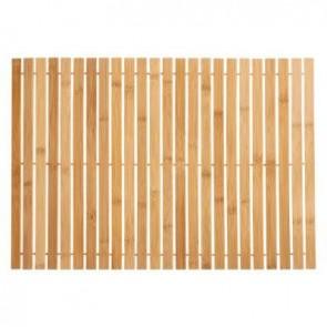 Alfombra de ducha Bambú