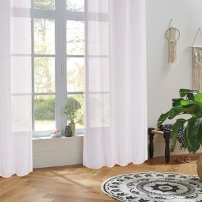 Sheer Lucia Rose 140 x 260