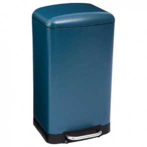 Papelera azul 30 l Ariane