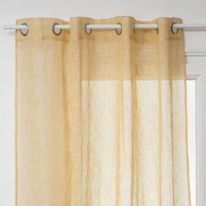 Tela de cortina transparente d