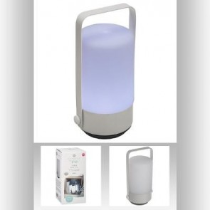 LAP LAMPION PUSH LED GRIS